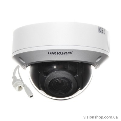 Купольная IP-видеокамера Hikvision DS-2CD1721FWD-IZ (2.8-12)