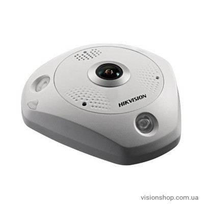 Купольная IP-камера Hikvision DS-2CD6362F-IS