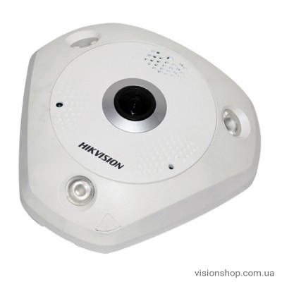 Купольная IP-видеокамера Hikvision DS-2CD6362F-IV