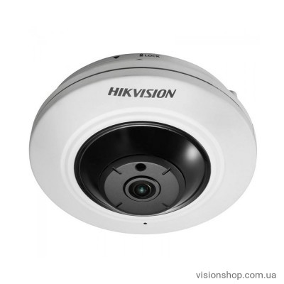 Купольная IP-видеокамера Hikvision DS-2CD2955FWD-I (1.05)
