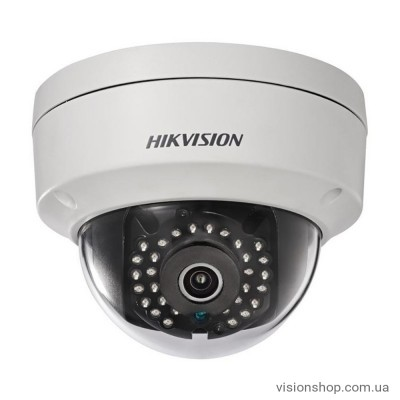 Купольная IP-камера Hikvision DS-2CD2712F-IS