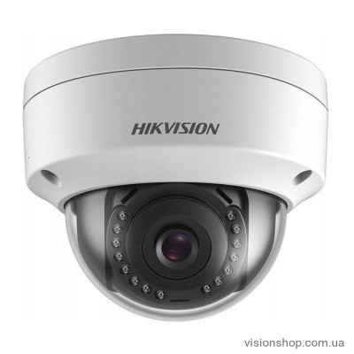 Купольная IP-видеокамера Hikvision DS-2CD2121G0-IS (2.8)