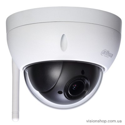 SPEED DOME IP-камера Dahua DH-SD22404T-GN-W (PTZ 4x 4MP)